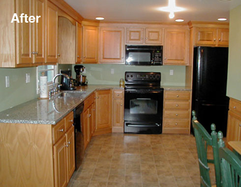 Misc remodeling projects Kitchen design newtown ct
